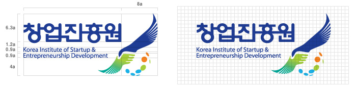 창업진흥원 Korea Institute of Startup & Entrepreneurship Development  시그니처